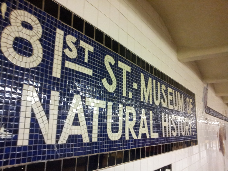 museo scienze naturali new york